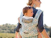 Ергономичный рюкзак Ergo Baby PEACEFUL PORTOFINO