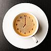 Чашка кофе переводит внутренние часы организма