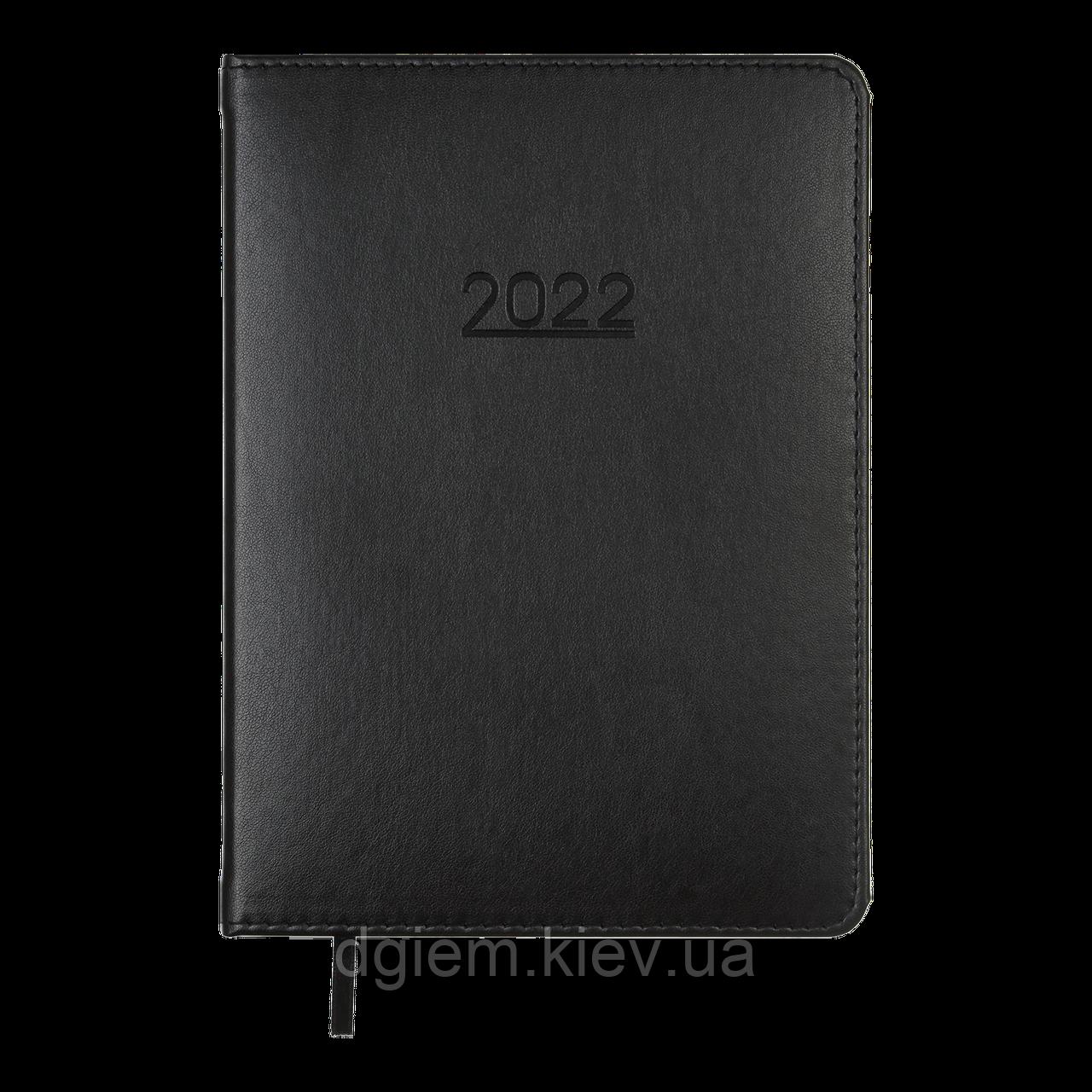 Ежедневник датированный 2022 PRIME A5