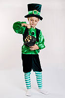 Карнавальний костюм для хлопчиків на свято Святого Патрика 92р.