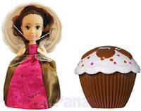 Кукла Cupcake Surprise серии Ароматные капкейки Кэнди с ароматом шоколада