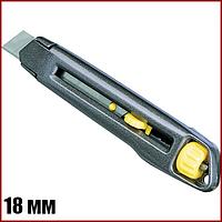 Нож строительный 18 мм STANLEY 0-10-018