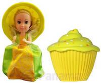 Кукла Cupcake Surprise серии Ароматные капкейки Дженни с ароматом лимона