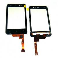 Тачскрин (сенсор) Sony Ericsson ST18i Xperia Ray черный