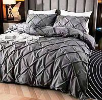 Сатиновое постельное белье (однотонное - текстурное)