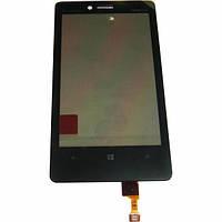 Тачскрин (сенсор) Nokia Lumia 810