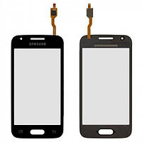 Тачскрин (сенсор) Samsung G313H Galaxy Ace 4 Lite, G313HD Galaxy Ace 4 Lite Duos черный