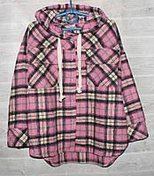 """Рубашка детская, с капюшоном, на девочку 6-10 лет (5цв) """"SKAZKA"""" недорого от прямого поставщика"""