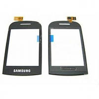 Тачскрин (сенсор) Samsung B3410 CorbyPlus черный