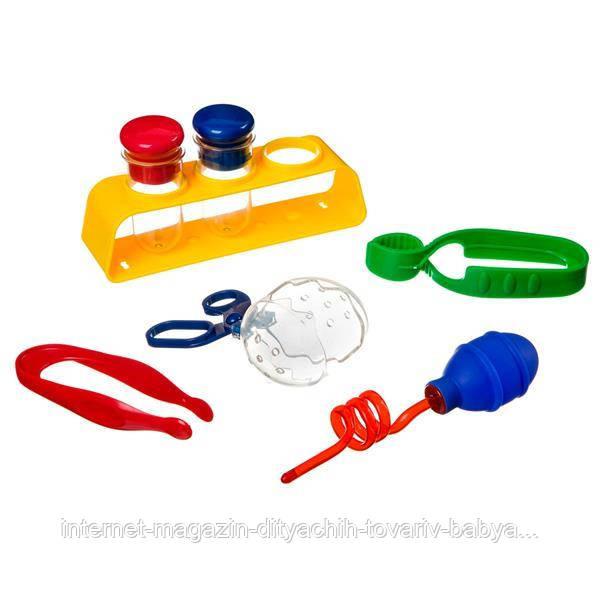 Мой первый набор инструментов для лаборатории Edu-Toys (JS019)