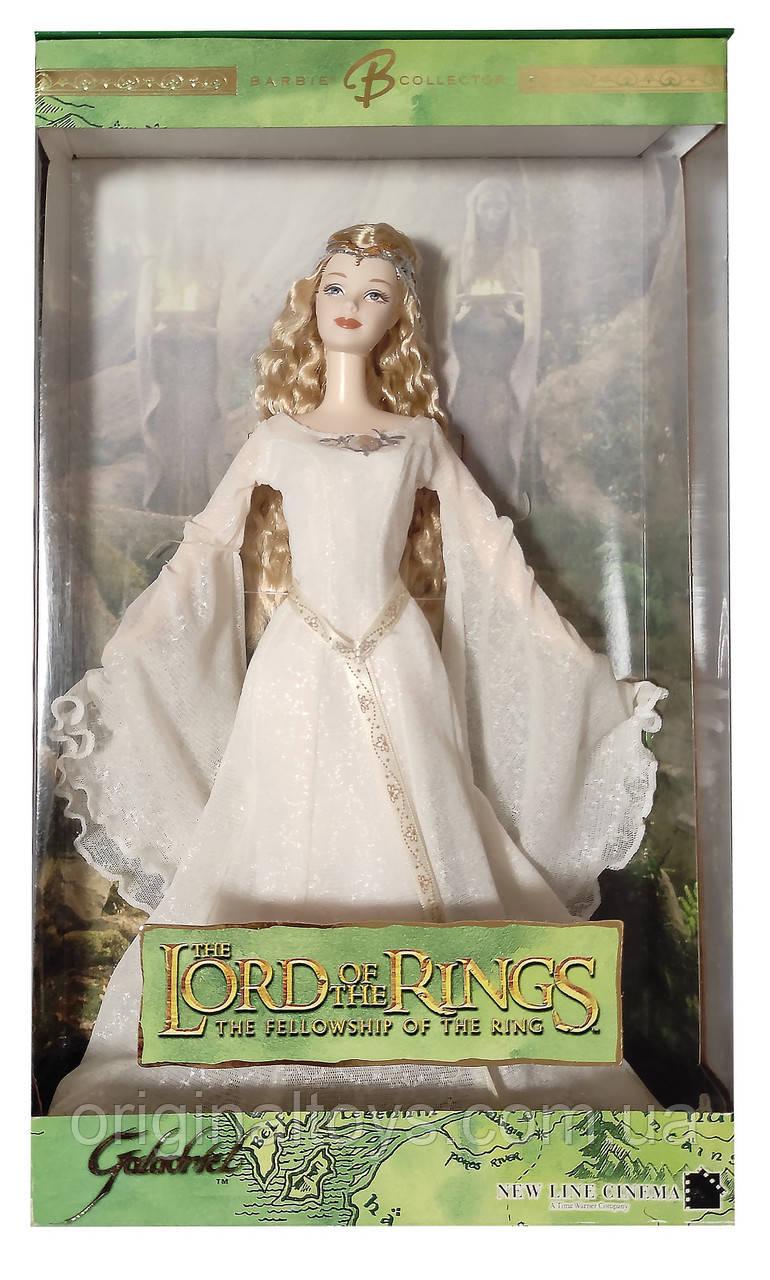 Колекційна лялька Барбі Галадріель Володар кілець Barbie Galadriel The Lord of the Rings 2004 Mattel H1179