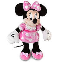 Плюшевая игрушка Минни Маус 35 см Disney