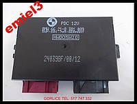 Блок управления двигателем (ЭБУ), 66218381089, BMW 5 Series (БМВ 5 серия)