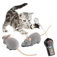 Игрушка для кошки мышка на пульте управления игрушка мышь для котов