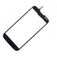 Тачскрин (сенсор) LG D410 Optimus L90 Dual SIM черный