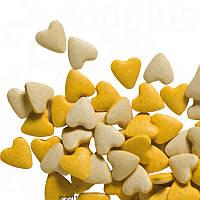 Витамины-сердечки Gimpet Schnurries для кошек, с курицей, 1 шт