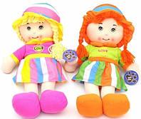 Лялька М'яка з Кісками Різнокольорова