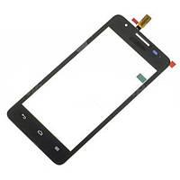 Тачскрин (сенсор) Huawei Ascend G510 U8951D, Ascend G520, Ascend G525 черный