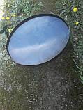 Мангал сковорода из диска бороны для пикника жарки (БЕЗ НОЖОК И РУЧЕК) 50 см. ДБ-002, фото 3