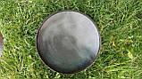 Мангал сковорода из диска бороны для пикника жарки (БЕЗ НОЖОК И РУЧЕК) 50 см. ДБ-002, фото 6