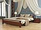 Кровать из дерева Афина из массива, фото 4
