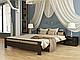 Кровать из дерева Афина из массива, фото 6