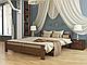 Кровать из дерева Афина из массива, фото 8