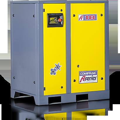 Винтовые компрессоры серии A производительностью до 3,6 м3/мин