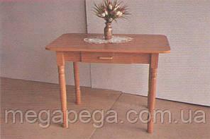 Стол кухонный простой с шухлядой