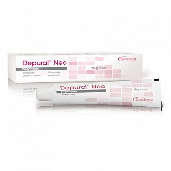Абразивная паста Депурал Нео (Depural Neo)(75гр)
