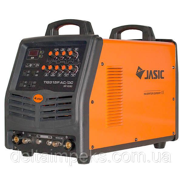 Сварочный аппарат JASIC TIG-315P AC/DC (E103)