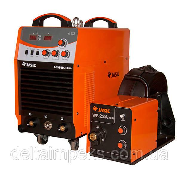 Полуавтомат сварочный Jasic MIG-500 (N308)
