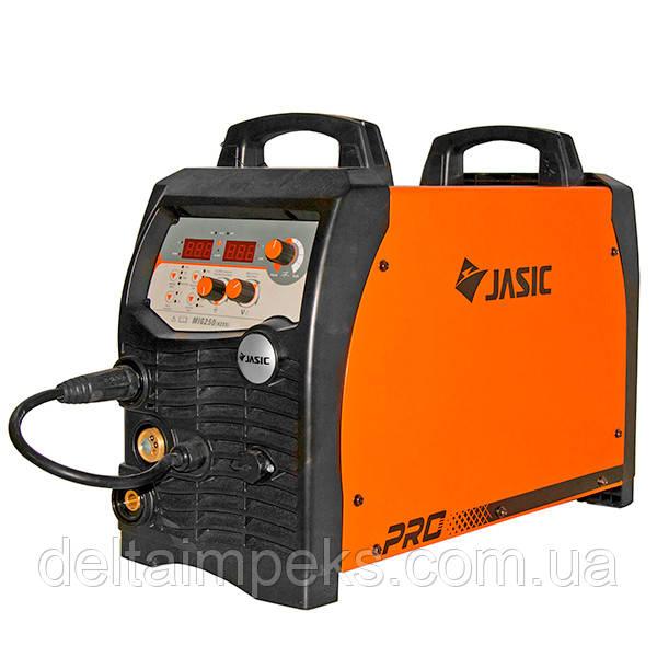 Напівавтомат зварювальний Jasic MIG-250 (N289)