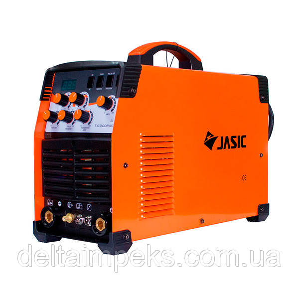 Зварювальний апарат JASIC TIG-200P AC/DC (E20101)