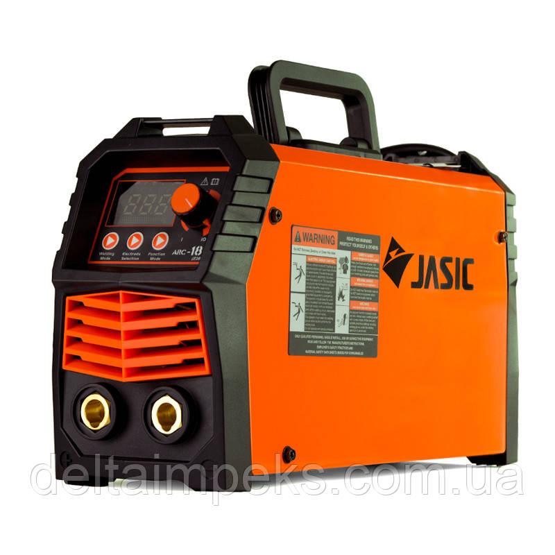 Инвертор сварочный JASIC ARC-180 (Z28403)