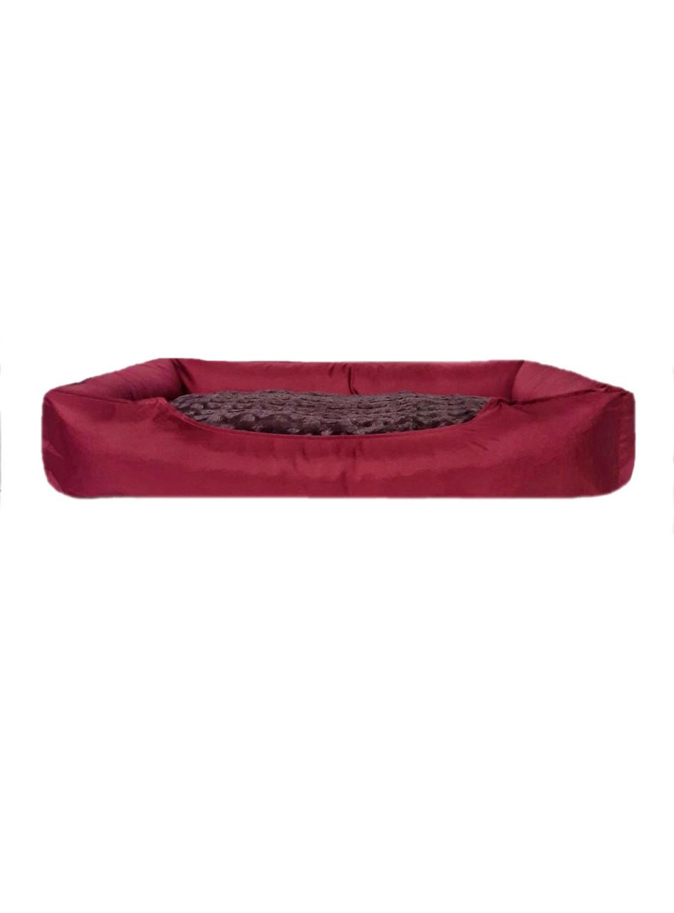 Лежак лежанка 110*80 спальне місце (собак і кішок ) тварин знімний чохол