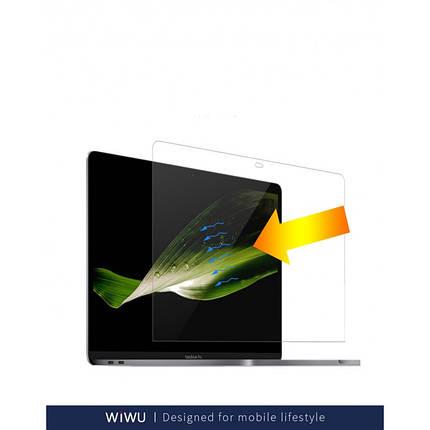 Захисна плівка WIWU Screen Protector for MacBook Pro 15 Clear (2016-2019) .Плівка захисна, фото 2