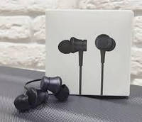 Навушники Xiaomi Mi Piston Fresh Bloom Matte Black, фото 1