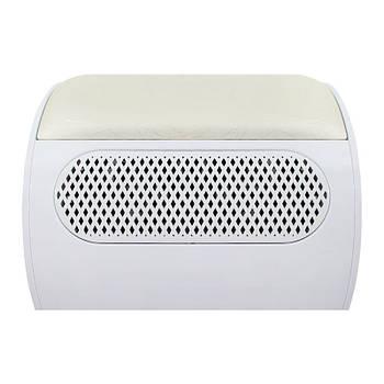 Вытяжка Lidan DC-237 White для маникюра настольная маникюрный пылесос вентилятор