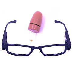 Микронаушник очки с bluetooth подключением к телефону для сдачи экзаменов TMD-400
