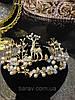 Диадема тиара ЛИНДА корона тиара, фото 7