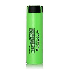 Акумуляторна батарея NCR18650B, 3.7 v 3400 mAh, Оригінал (1 штука)