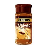 Кофе Jacobs Velvet растворимый 200 г