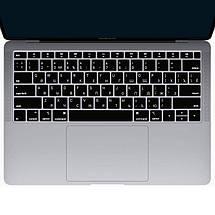 "Накладка на клавіатуру Keyboard Guard For MacBook Air 13"" (2018-2019) Black, фото 3"