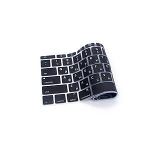 Накладка на клавиатуру Keyboard Guard For MacBook Pro 13'' (Touch Bar) Black