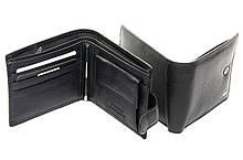 Мужской кошелек Dr. Bond натуральная кожа. Кожаный бумажник. Кожаное мужское портмоне. МК1
