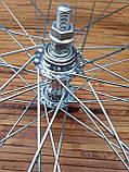 Вело колесо 24 переднее  колесо 24 переднее обод 24, фото 2