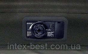 Односпальный надувной матрас Intex 67794 (99х191х22 см.), фото 2