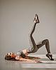 Женские лосины для фитнеса asalart magnet gray, фото 5
