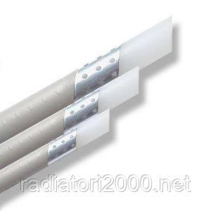 Труба Ekoplastik Wavin армированная алюминием Stabi PN 20 (диаметр 40)
